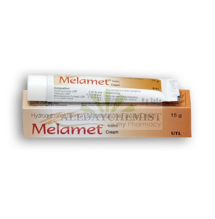 Melamet Cream 15gm