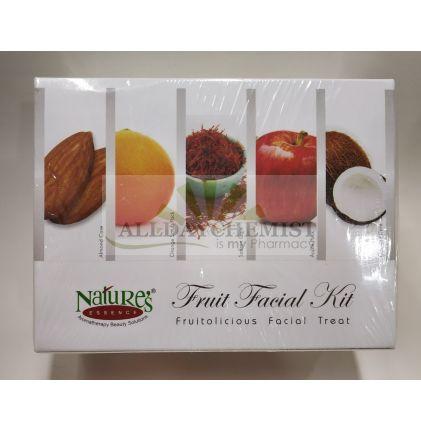 Nature's Fruit Facial Kit Fruitolicius Facial Treat