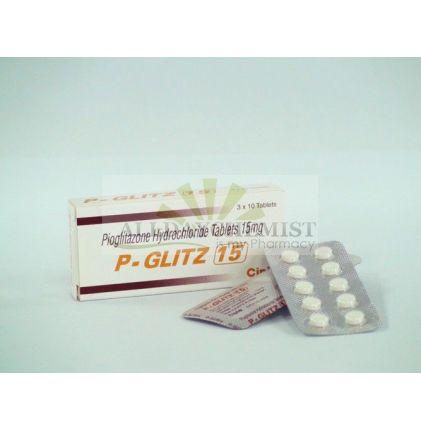 P Glitz 15mg
