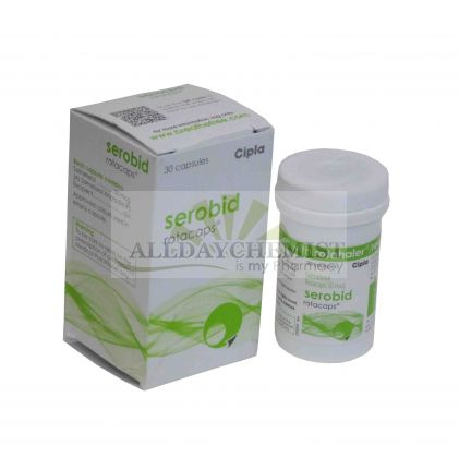Serobid Rotacaps 50mcg