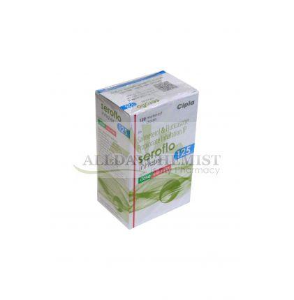 Seroflo Inhaler 125mcg