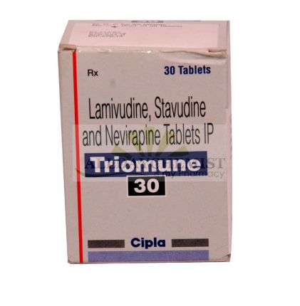 Triomune 30+150+200mg Tablets