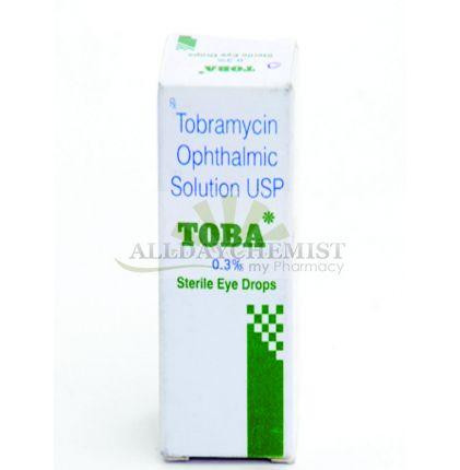 Toba Eye Drop 0.3% (5 ml)