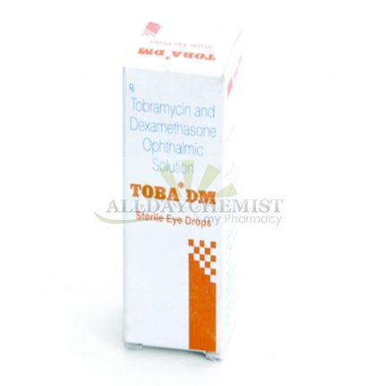 Toba DM 3 mg and 1 mg (10 ml)