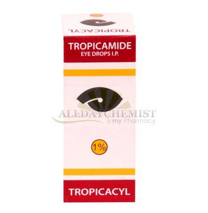 Tropicacyl Eye drop of 3 ml