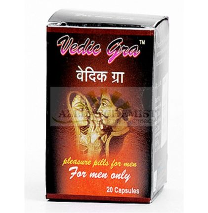Vedic Gra Pleasure Pills See Description