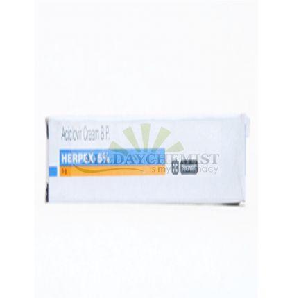 Herpex Cream 5 gm cream