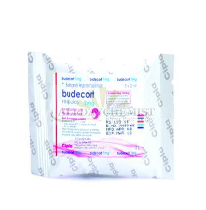 Budecort Respules 1mg per 2ml