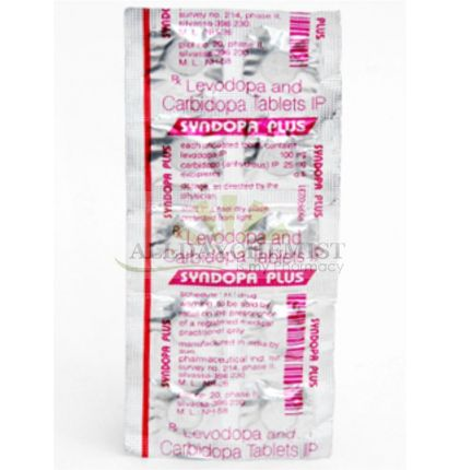 Syndopa Plus 25 100 mg