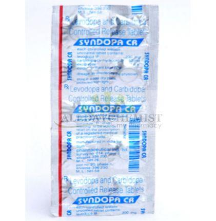 Syndopa CR 50 200 mg