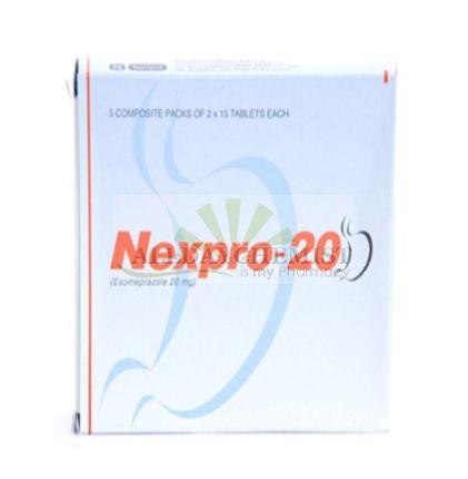 Nexpro 20 mg