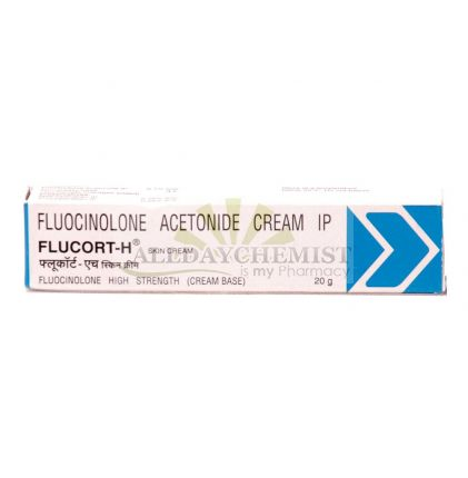 Flucort H 0.1% (20 gm)