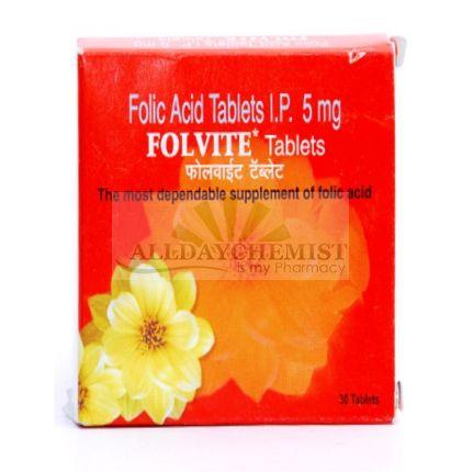 Folvite 5 mg