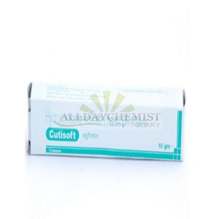 Cutisoft Cream 1% (10gm)