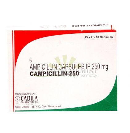 Campicilin 250 mg