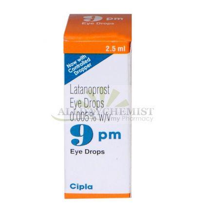 9 PM Eye Drop 2.5ml (0.005%)