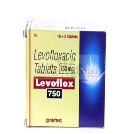 Levoflox 750mg