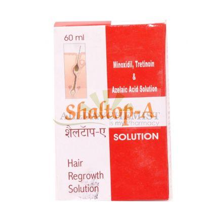 Shaltop A Solution 50 ml