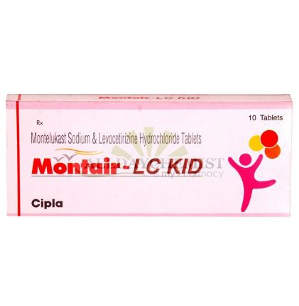 Montair LC Kid (4+2.5mg)
