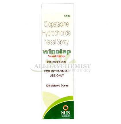Winolap Nasal Spray 120 MDI (12ml)