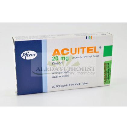 Acuitel 20 mg