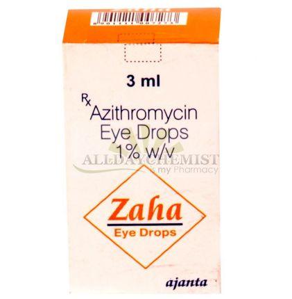 Zaha Eye Drop 3 ml
