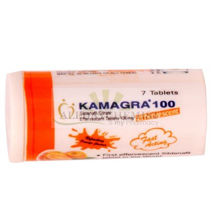 Kamagra Effervescent 100 mg