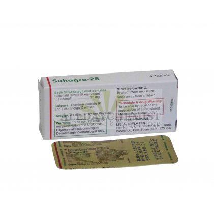 Suhagra 25mg