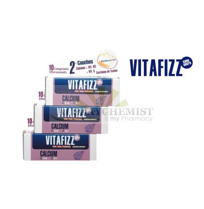 Vitafizz Calcium