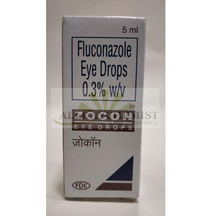 Zocon Eye Drops 5ml