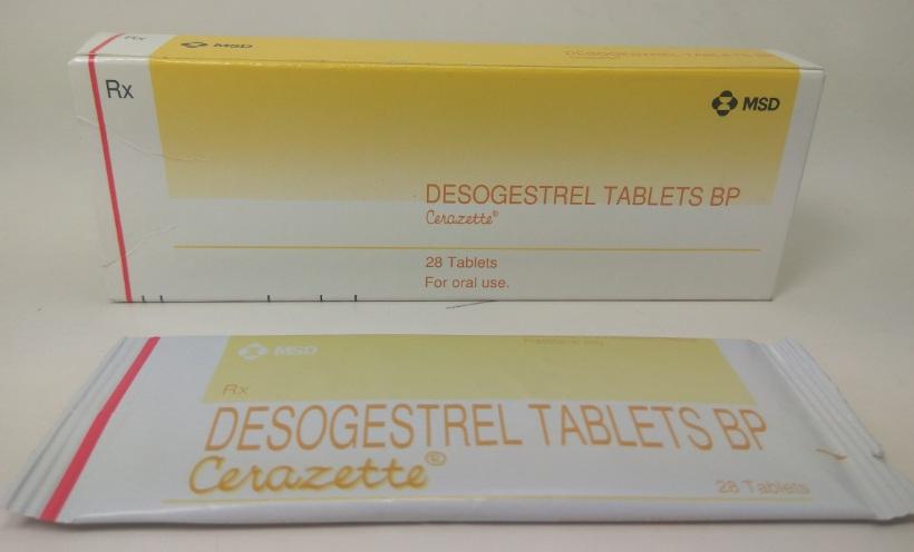 Cerazette 0.075mg (75mcg)