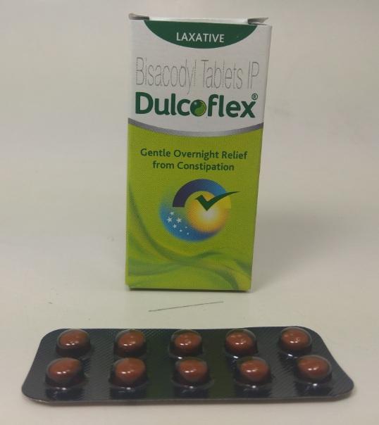 Dulcoflex 5 mg