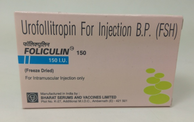 Foliculine 150IU