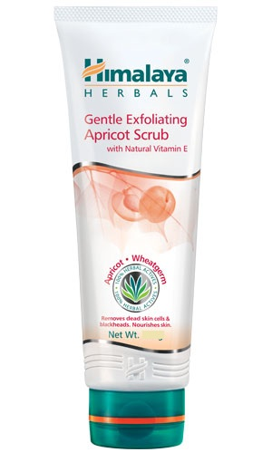 Gentle Exfolicating Apricot Scrub (Himalaya) 50gm