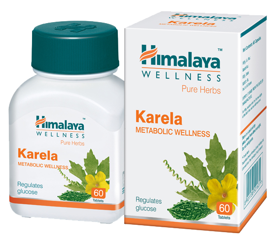 Himalaya Karela Metabolic wellness