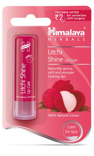 Litchi Shine Lip Care (Himalaya)