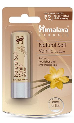 Natural Soft Vanilla Lip care (Himalaya) 4.5gm