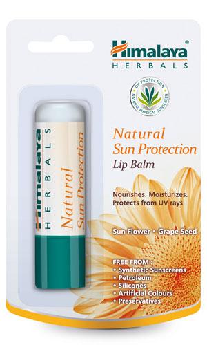 Natural Sun Protection Lip balm (Himalaya) 4.5gm