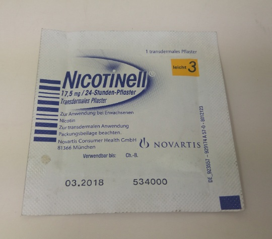 Nicotinell Patches 17mg