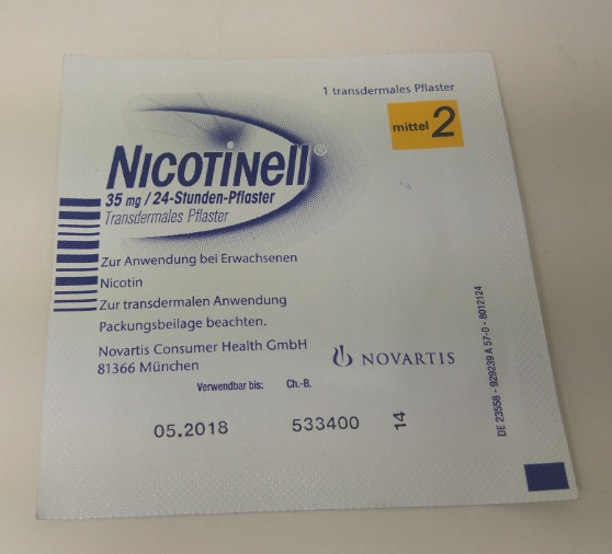Nicotinell Patches 35mg