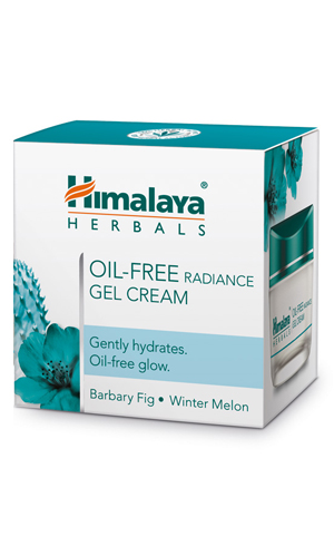 Oil free Radiance Gel Cream (Himalaya) 50gm