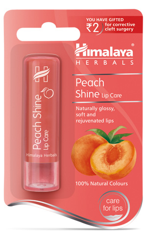 Peach Shine Lip care (Himalaya) 4.5gm