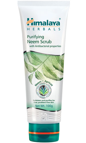 Purifying Neem Scrub (Himalaya) 100gm