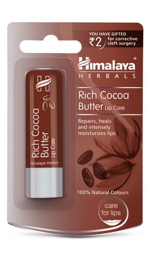 Rich Cocoa Butter lip care (Himalaya) 4.5gm
