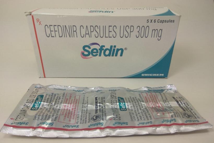 Sefdin 300 mg