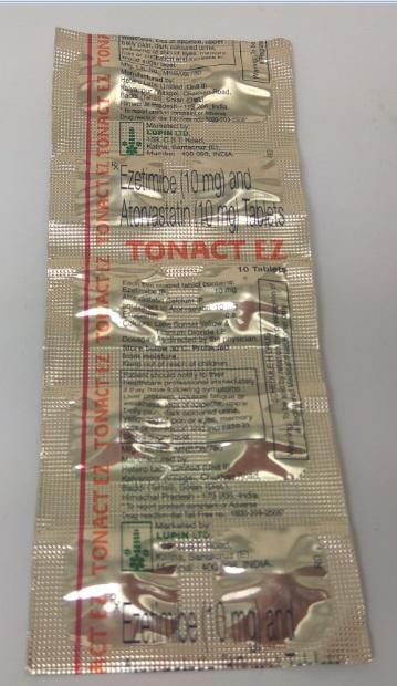 Tonact EZ 10+10mg