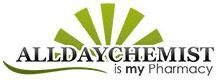 Alldaychemist Logo